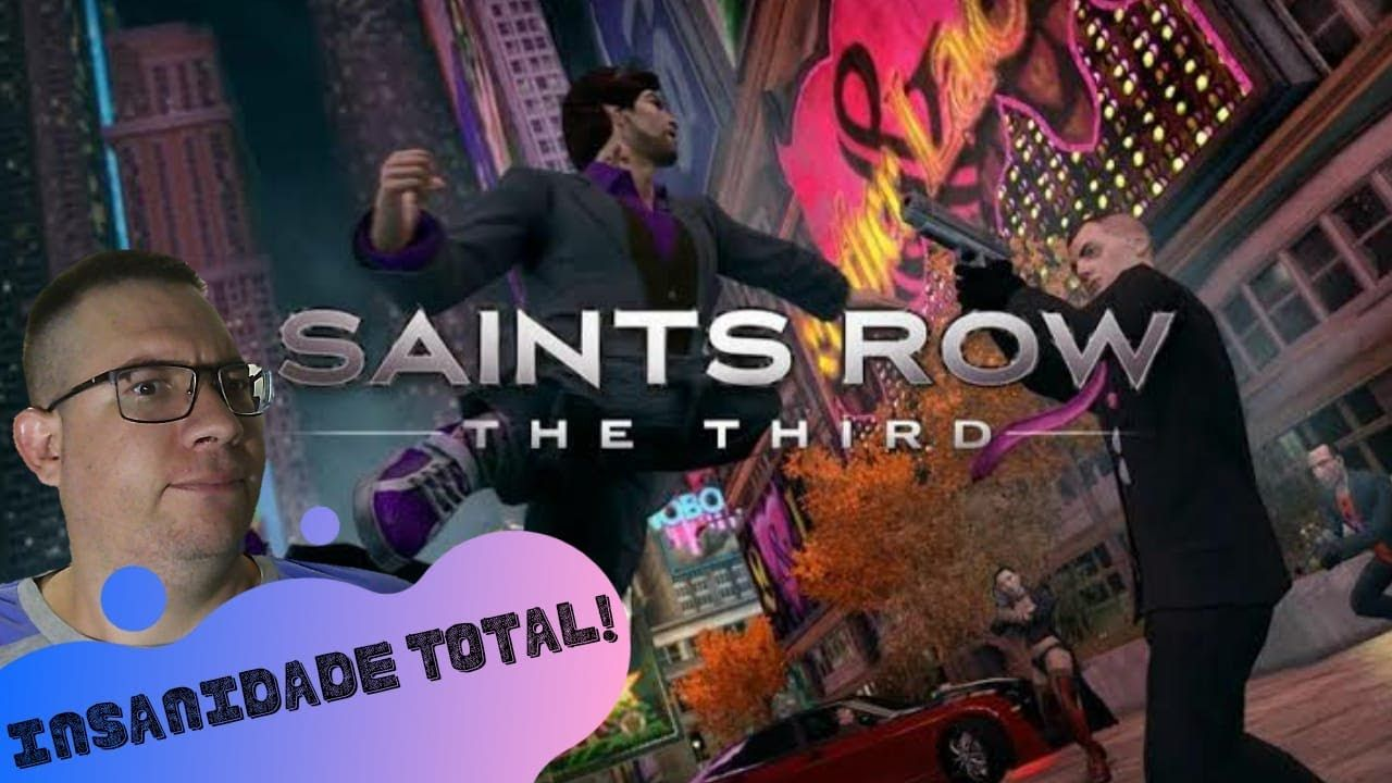 Saints Row - The Third - Bala na Cara Deles