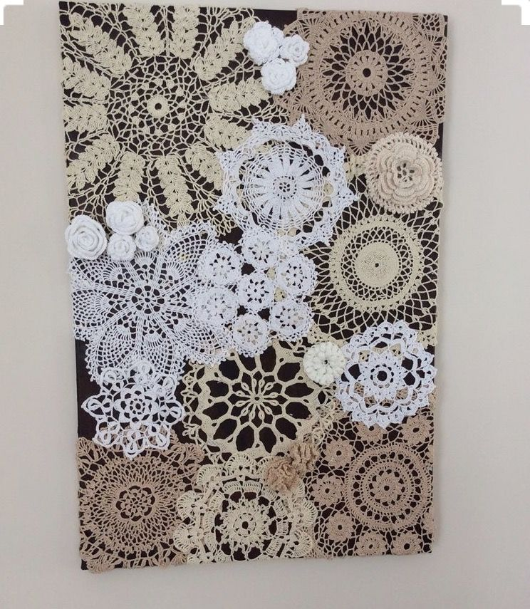 Pin von mayra auf croch | Pinterest | Handarbeiten, Deko und Kreativ