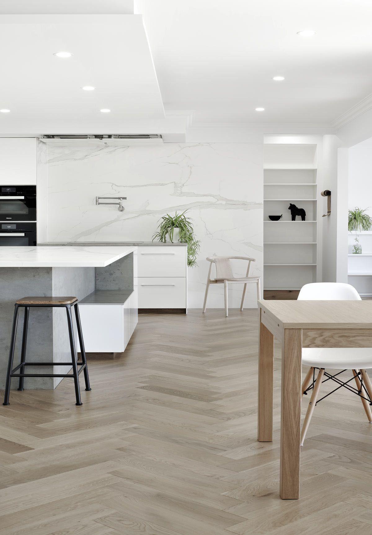 7 Advantages of White Oak Hardwood flooring House