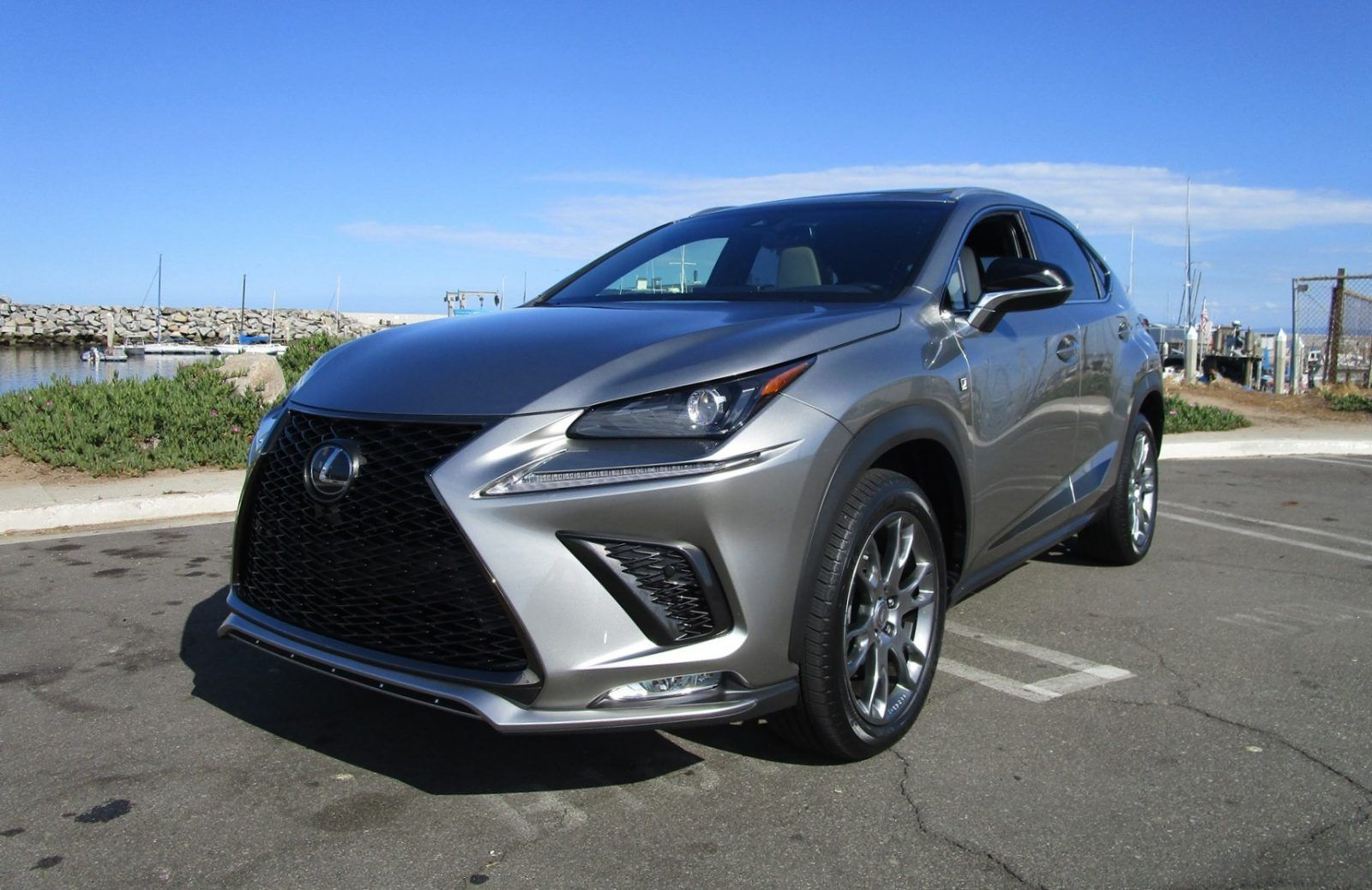 2019 Lexus Nx300 F Sport Review By Ben Lewis Car Shopping Car Revs Daily Com Lexus Sports Cars For Sale Used Lexus