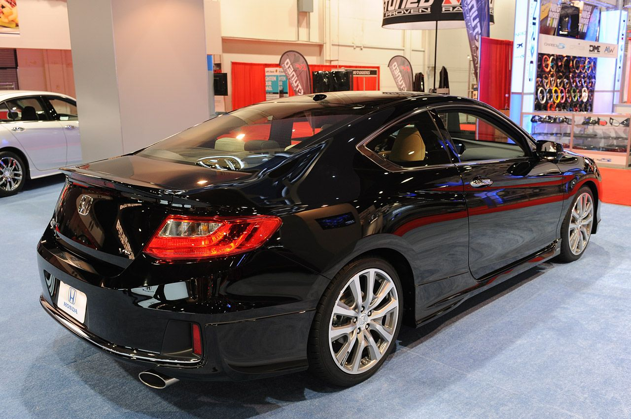 Honda Accord 2015 Coupe Custom