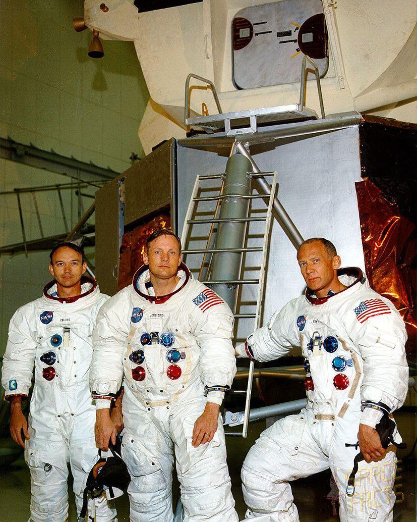astronauts apollo 11 visite - HD827×1034