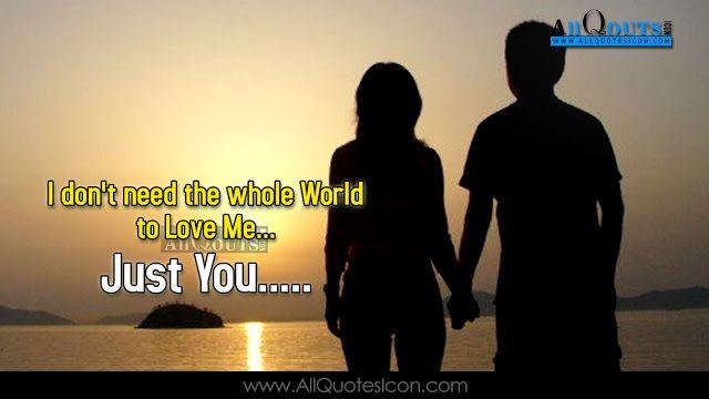 Beautiful English Love Romantic Quotes Whatsapp Status With