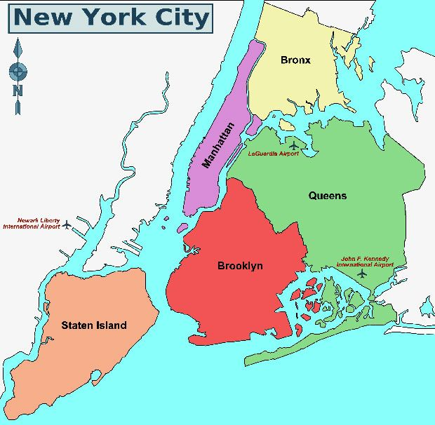New York City Map Images Stock Photos Vectors Shutterstock