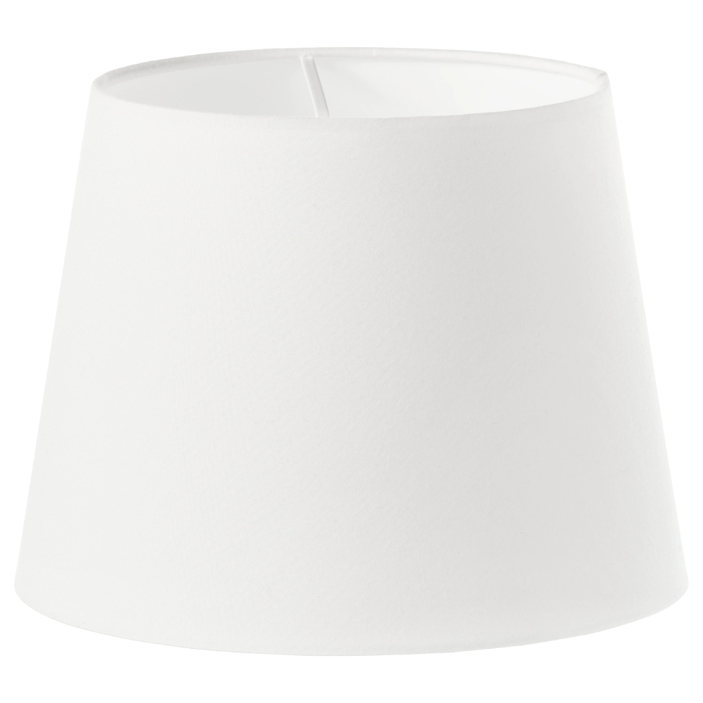 Ikea Jara Lamp Shade White Create Your Own Personalized Pendant Or Table Lamp By Combining The Lampshade With Your Choice In 2020 Lamp Shade White Lamp Shade Lamp