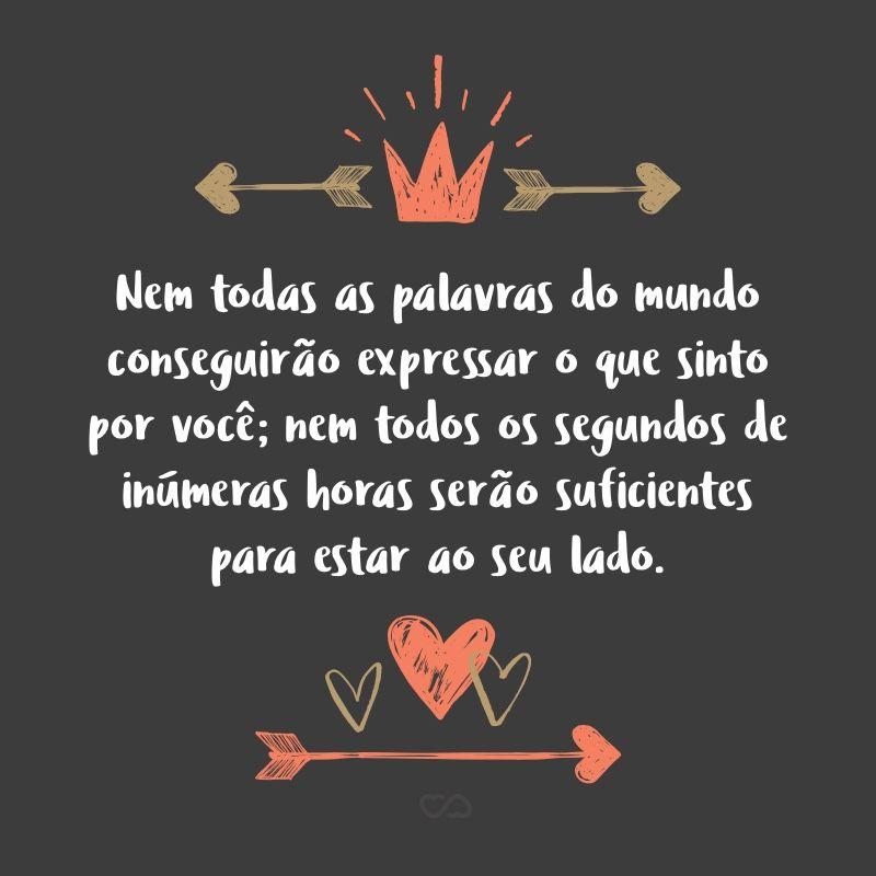 Pin Em Frases De Amor E Paixao