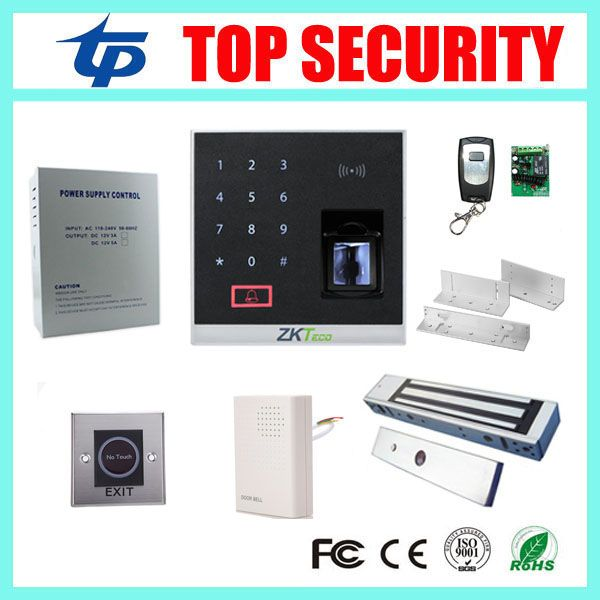 X8 Bt Fingerprint Time Attendance And Access Control System With Bluetooth Diy Door Access Control With Free So Access Control Access Control System Biometrics
