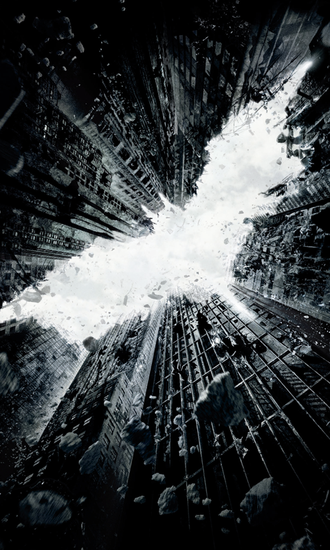 Download: The Dark Knight Rises Transparent Wallpapers For