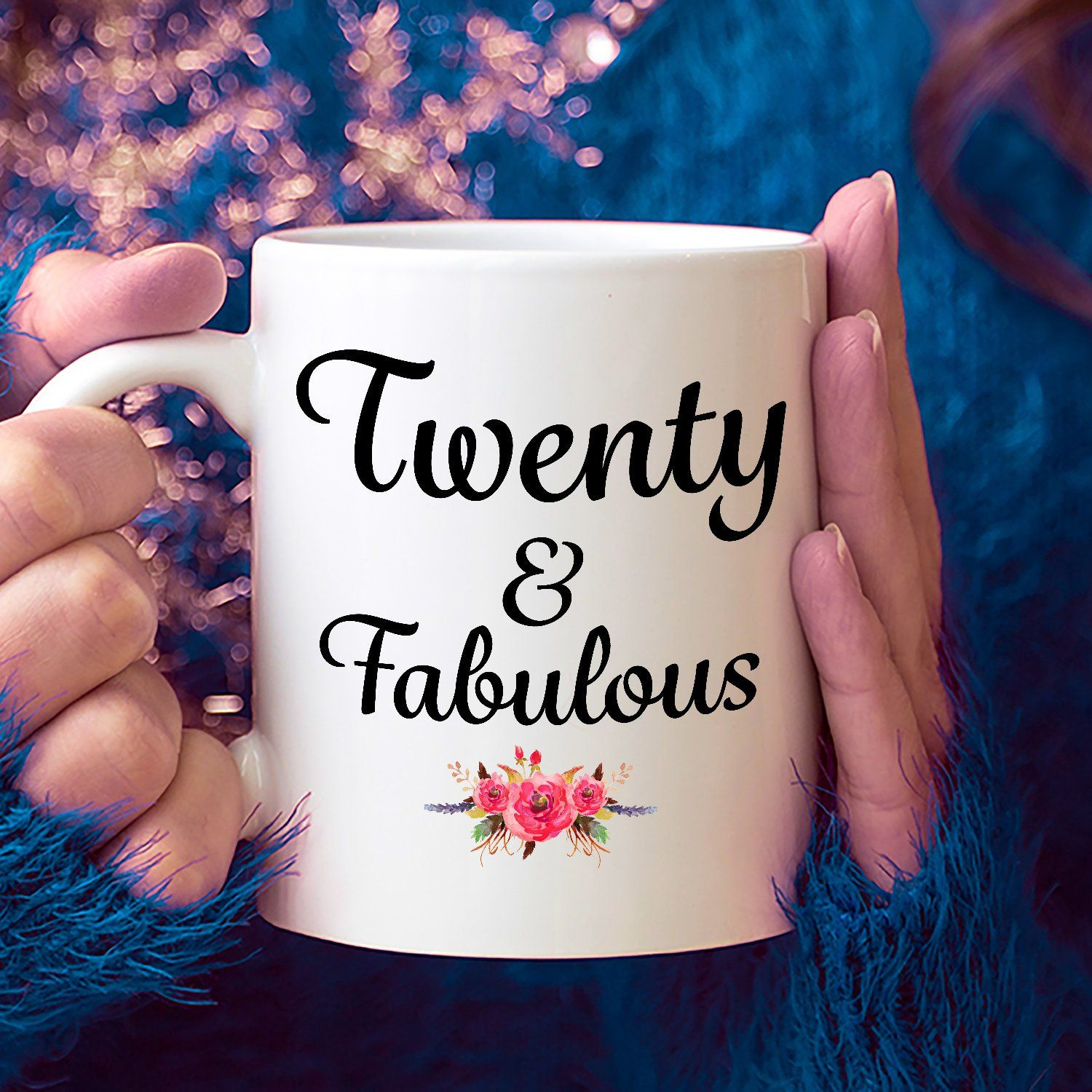 Twenty And Fabulous Coffee Mug