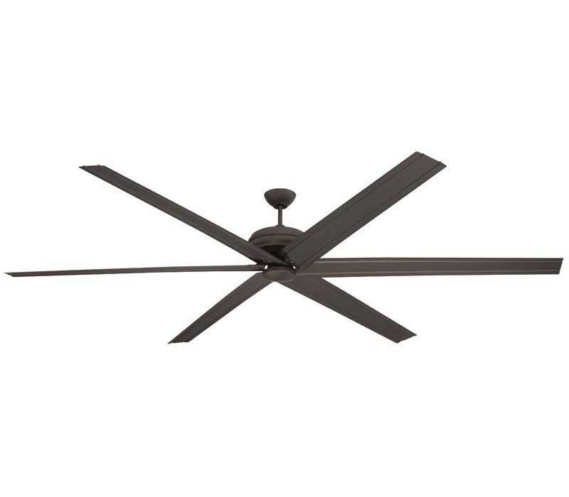 Craftmade Col96esp6 Colossus 96 Outdoor High Airflow Ceiling Fan With Wall Control And Remote Espresso Ceiling Fan Outdoor Ceiling Fans Contemporary Ceiling Fans