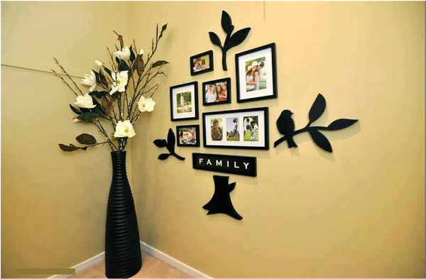 Family Photo Art Ideas You Will Love | Family trees, Fun art ...