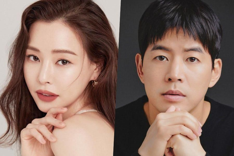 Honey Lee And Lee Sang Yoon Confirmed As Leads Of New SBS Drama