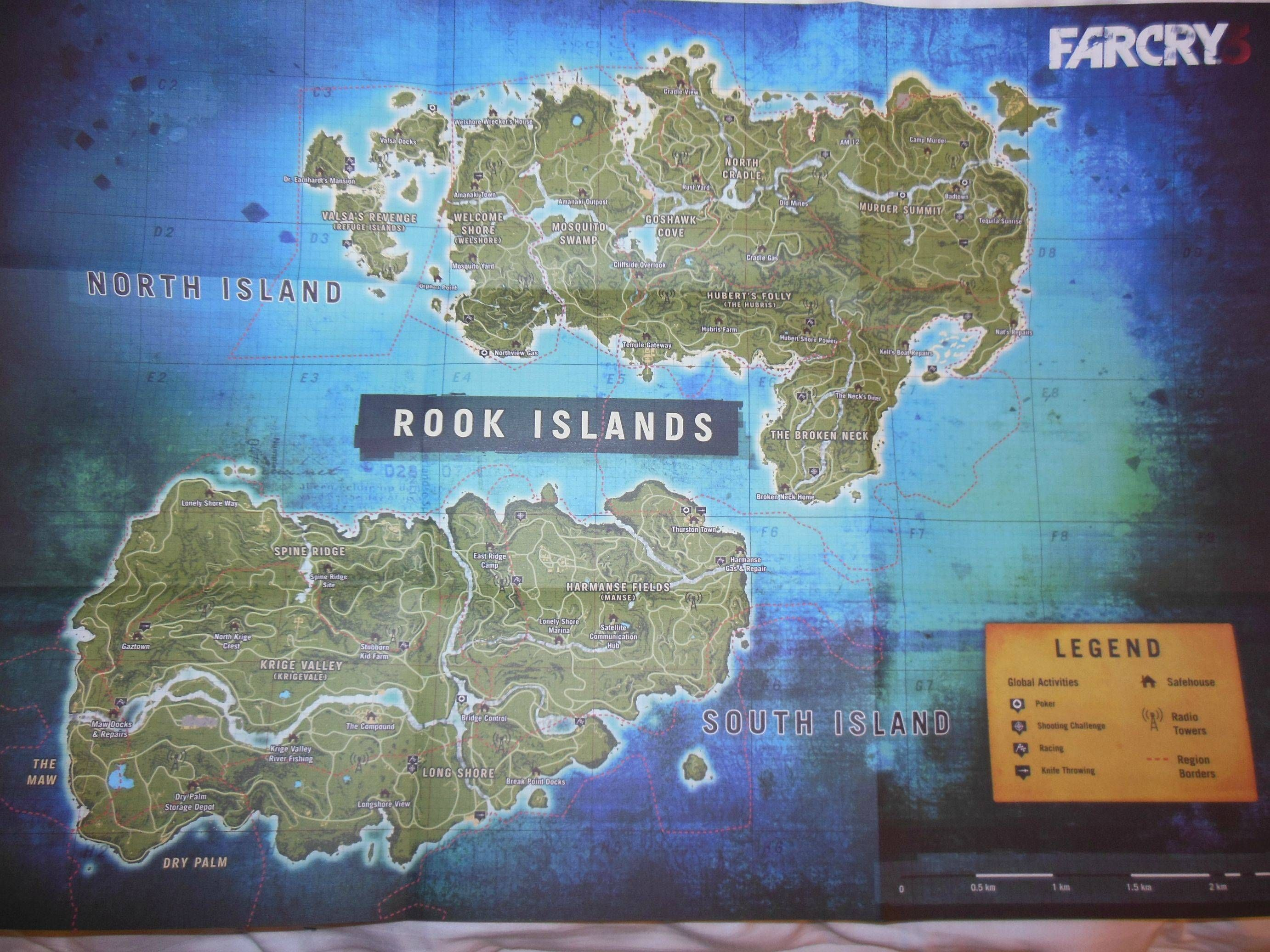 Map Far Cry 3 Forums Map Far Cry 3 Earth Song