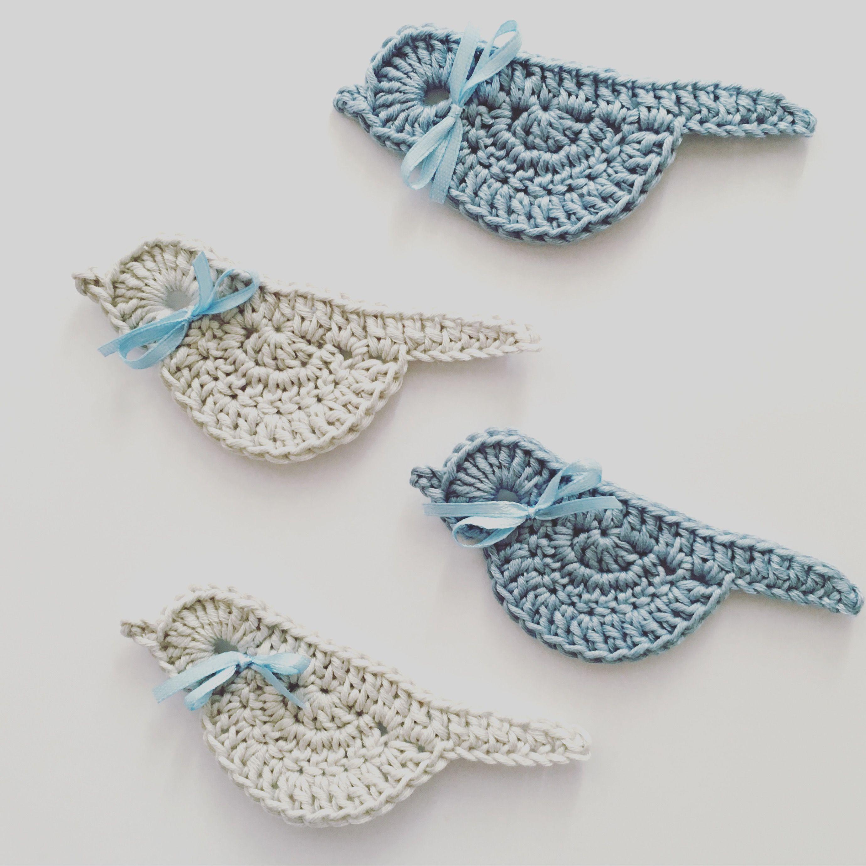 Vogel häkeln | Made by crochet | Pinterest | Vögel häkeln, Vogel und ...