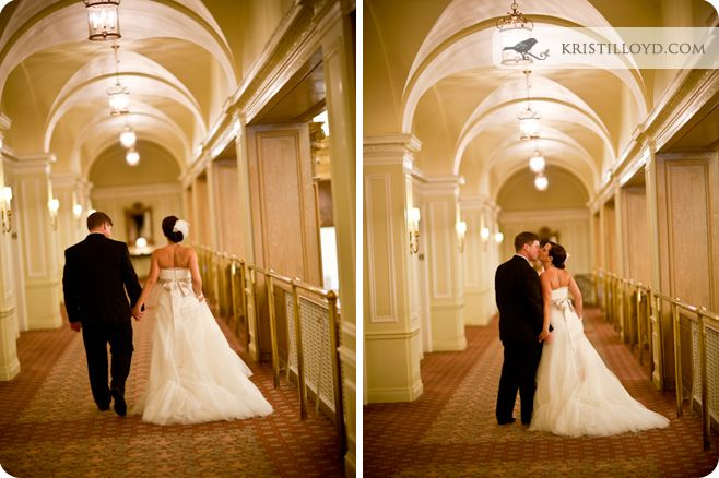Carolyn And Billy S Fairmont Olympic Wedding