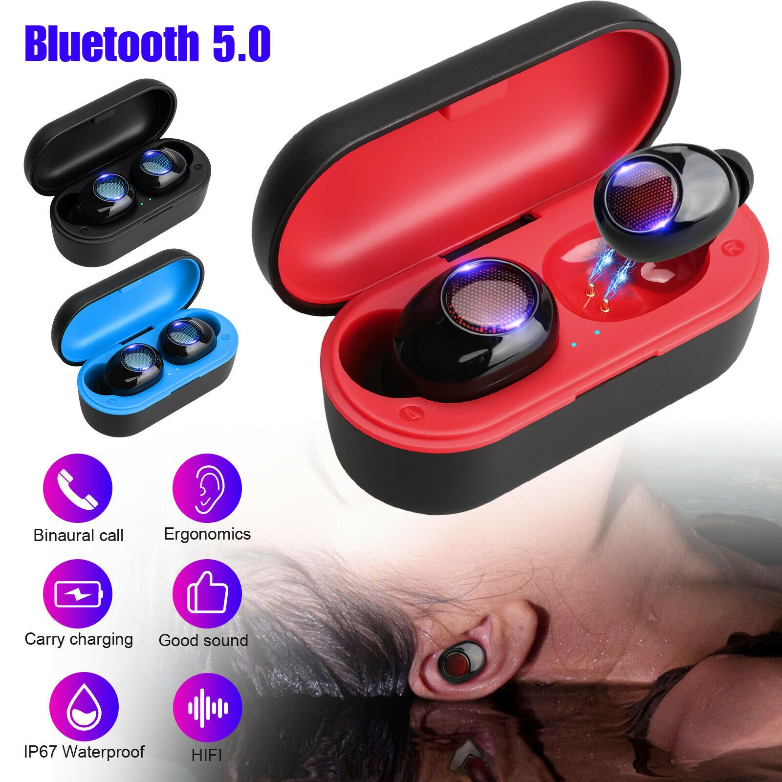 Pin By Hi I M Yukari On Earpods Earphone In 2020 Bluetooth Earbuds Bluetooth Earbuds Wireless Earbuds