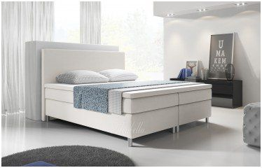 Ikea Boxspringbett 180x200 Schon Bed Kopen Bedden Slaapkamer