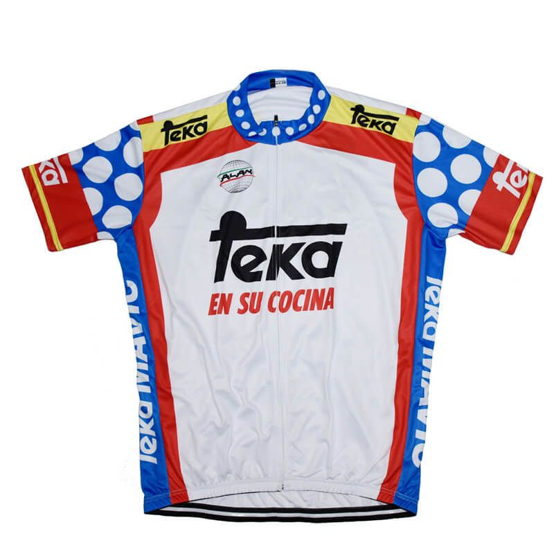 Retro Team Teka cycling Kit  2e762fe1d