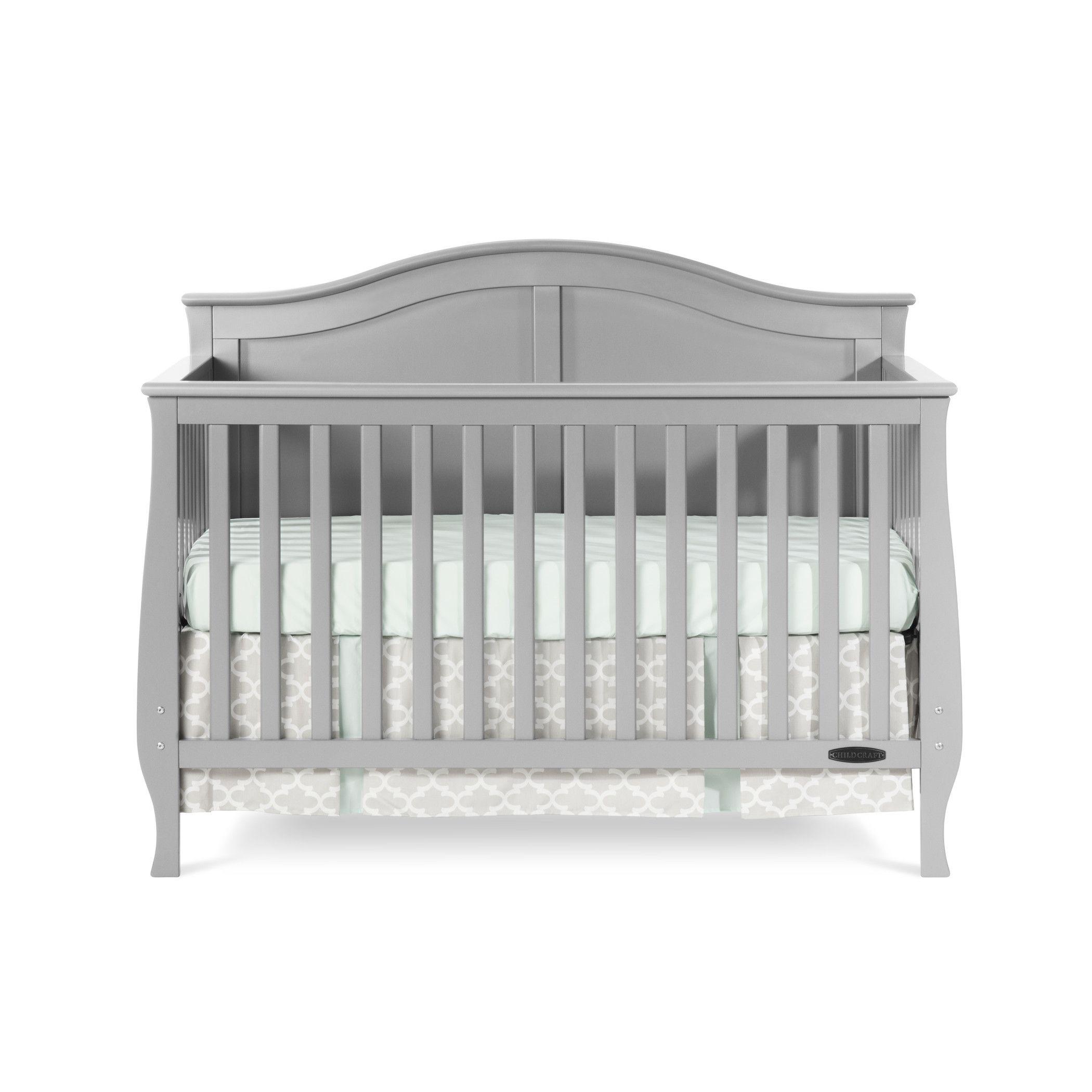 Child craft camden crib - You Ll Love The Camden 4 In 1 Convertible Crib At Wayfair