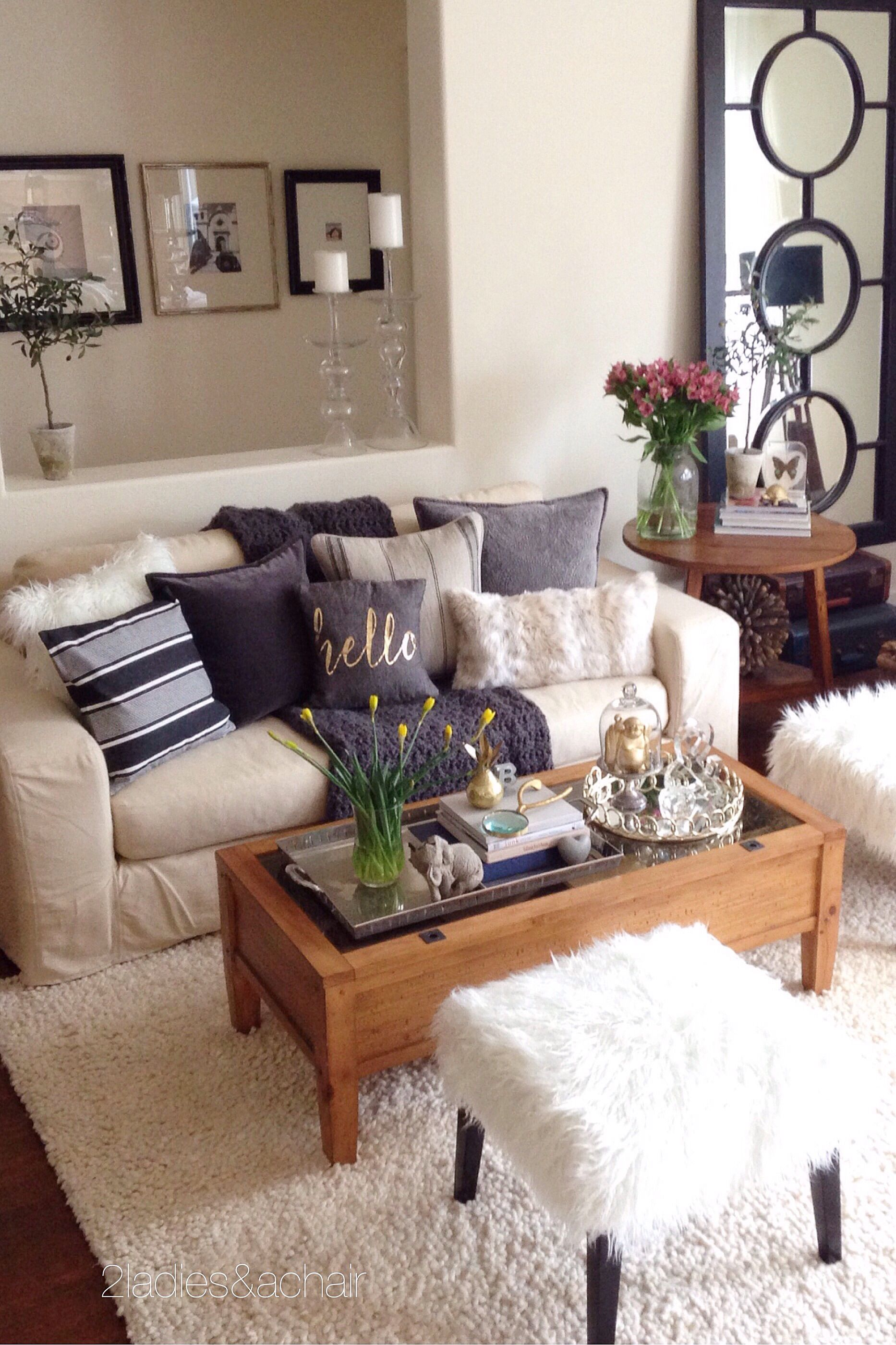 Jan 7 How To Decorate For Winter | ❊Home Decor❊ | First ...
