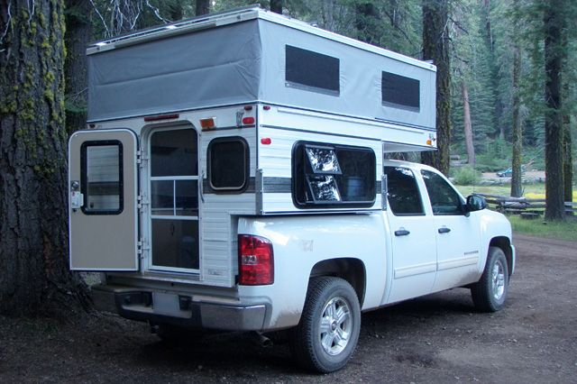 Four Wheel Camper >> Four Wheel Camper Buyers Guide Truck Accessories Pop Up