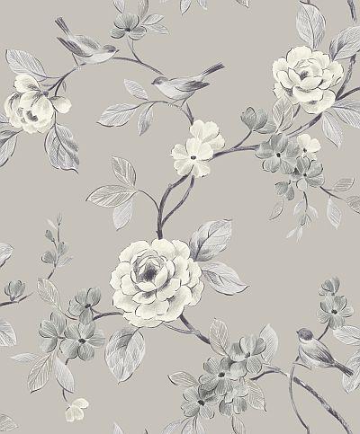 Lara Taupe wallpaper by Arthouse