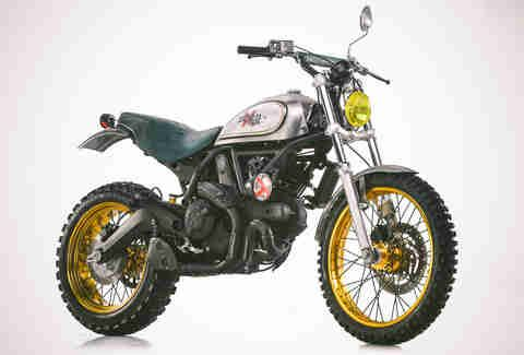 Ducati Scrambler Customs