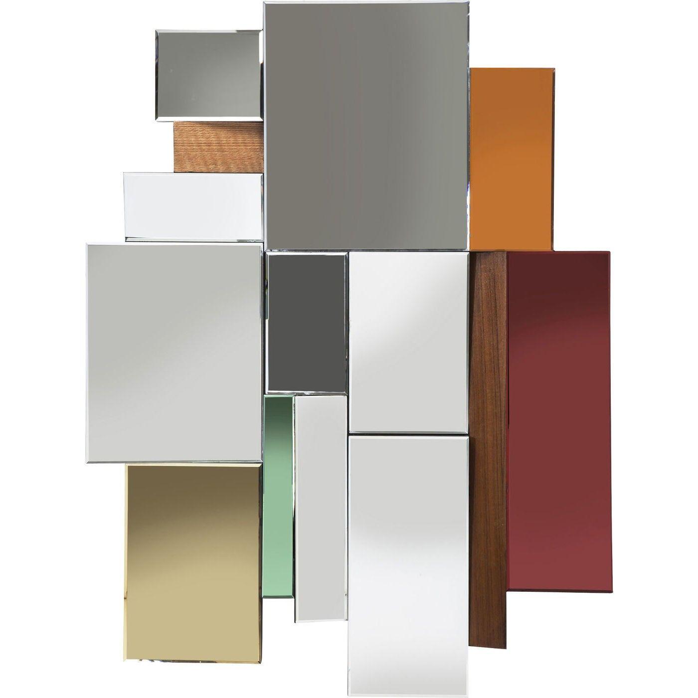 Spiegel Kare Design spiegel metamorphosis vierkant kare design ideeën
