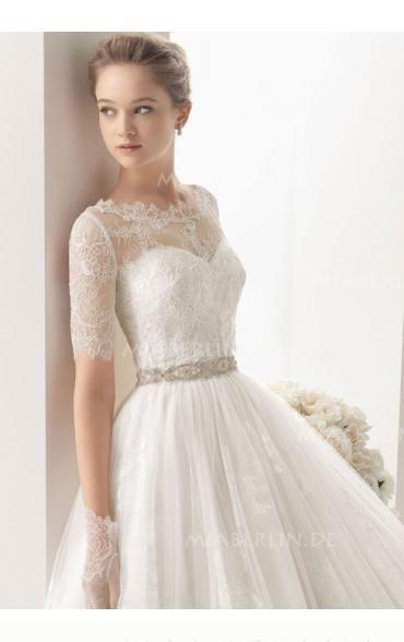 Hochzeitskleider spitze bilder