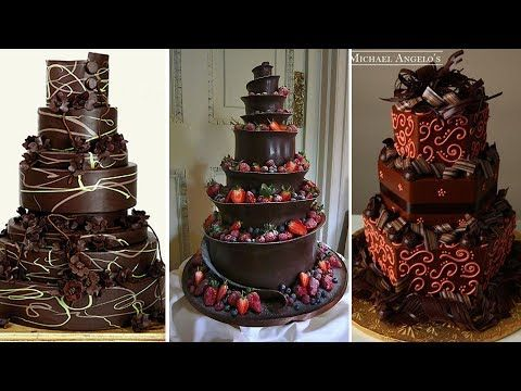 Amazing Chocolate Cake Decorating Videos ???? Most Satisfying Cake Video in the world - YouTube #cakedecoratingvideos