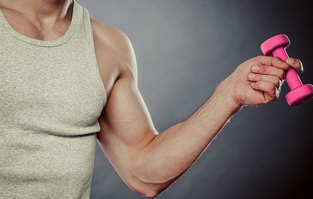Are Heavy Weights Better For Building Muscle The Surprising