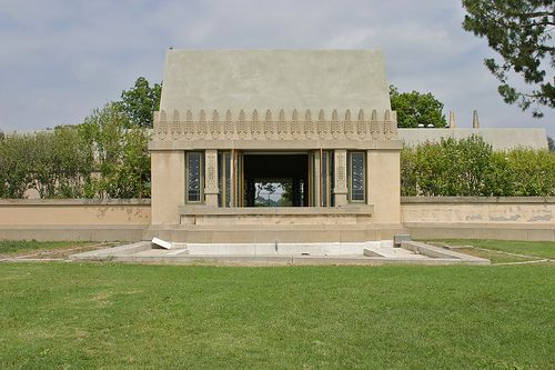Aline Barnsdall Hollyhock House, East Hollywood, California, 1919–1921. FLW 8531 Santa Monica Blvd West Hollywood, CA 90069 - Call or stop by anytime. UPDATE: Now ANYONE can call our Drug and Drama Helpline Free at 310-855-9168.