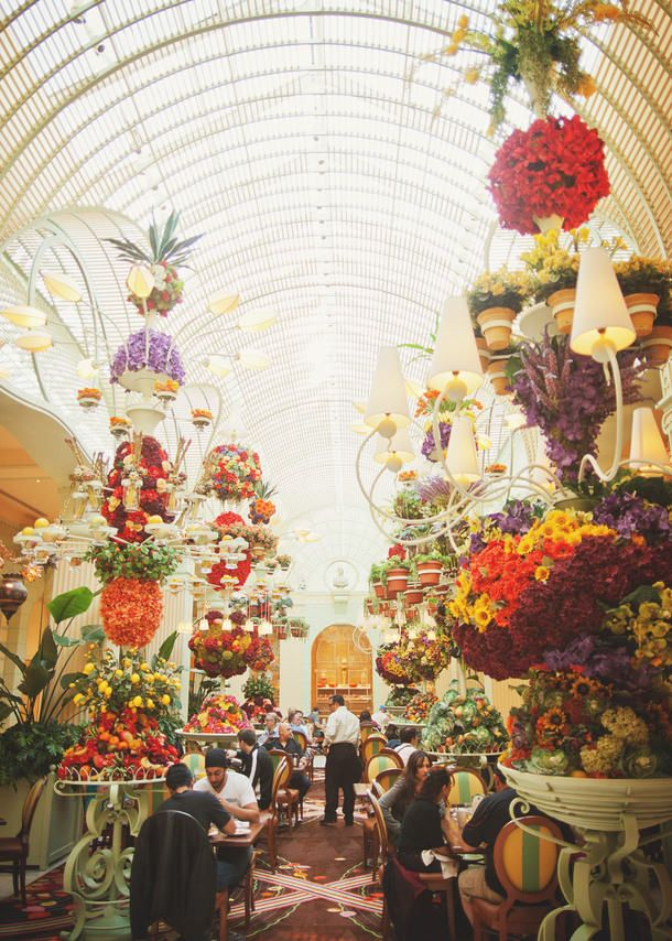 Groovy Las Vegas Buffet Wynn Casino 26 Usd Lunch 32 Usd Dinner Interior Design Ideas Tzicisoteloinfo