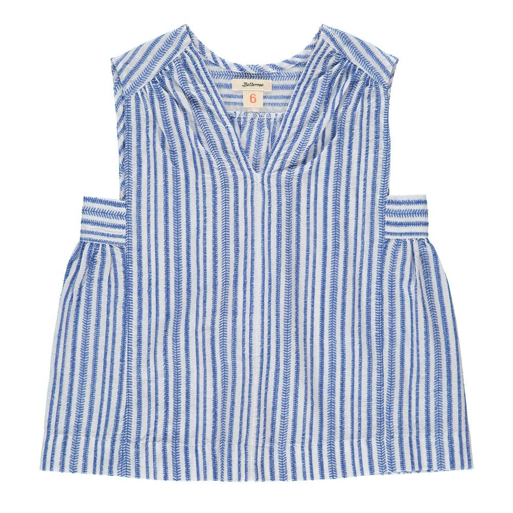Kids Stock A Wide Selection Of Luxury Premium Cotton: Ires Striped Top Bellerose Teen Children- A Large