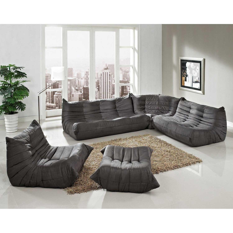 Modway Waverunner Sectional Sofa Modular Sectional Sofa Sofa Set Sofa Design