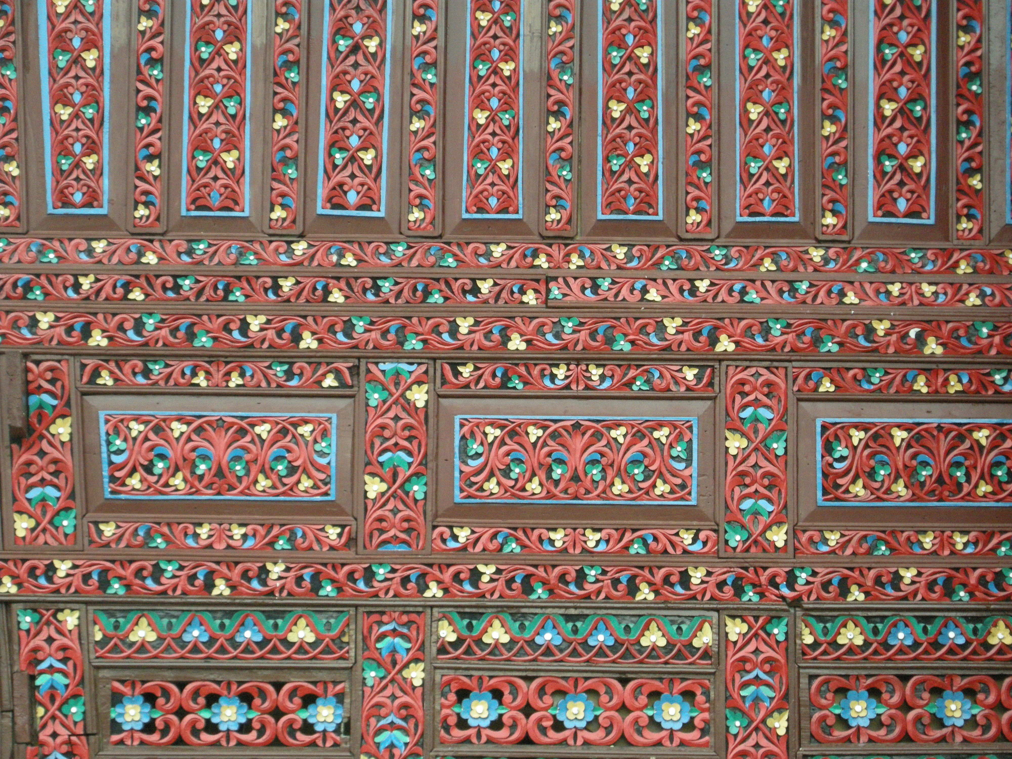 Textile Batak North Sumatra Indonesia Ethnic Textile & Costumes