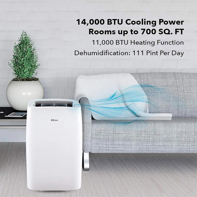 12 Best Portable Air Conditioners In 2020 (Based On Specs