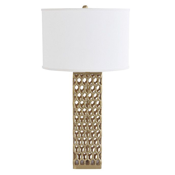 Ilinca Gold Table Lamp Lamp Table Lamp Gold Table Lamp