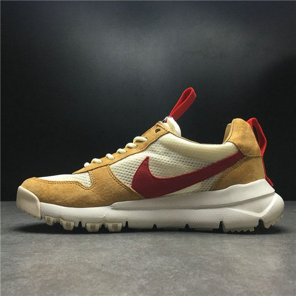 buy popular eaf80 74dcb 2017 2018 Daily Nike Craft Mars Yard TS Nasa 2.0 Space Camp Brown White Red  AA2261-100 Shoe For Sale
