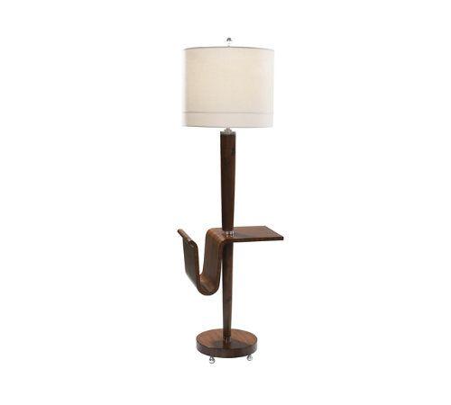 Lumiere Floor Lamp Floor Lamp Wood Floor Lamp Cool Floor Lamps