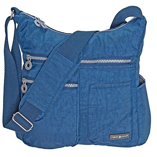 21624ed6e847 NeatPack Crossbody Bag for Women with Anti Theft RFID