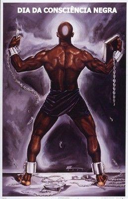 Liberdade.Dia da consciencia negra