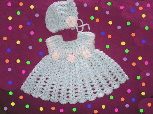Cool Crochet Patterns Ideas For Baby Dress Pinterest Crochet