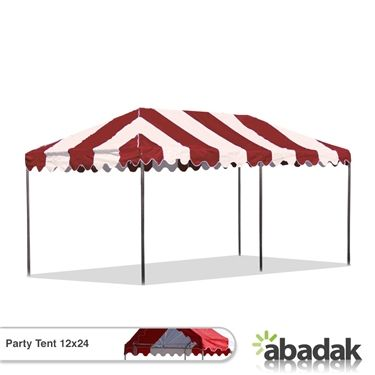 The Classic Party Tent 12 X 24 Is Perfect For Medium To Large Outdoor Events It Is Stylish And Has A Lot Of Room Party Tent Tent Backyard Gazebo