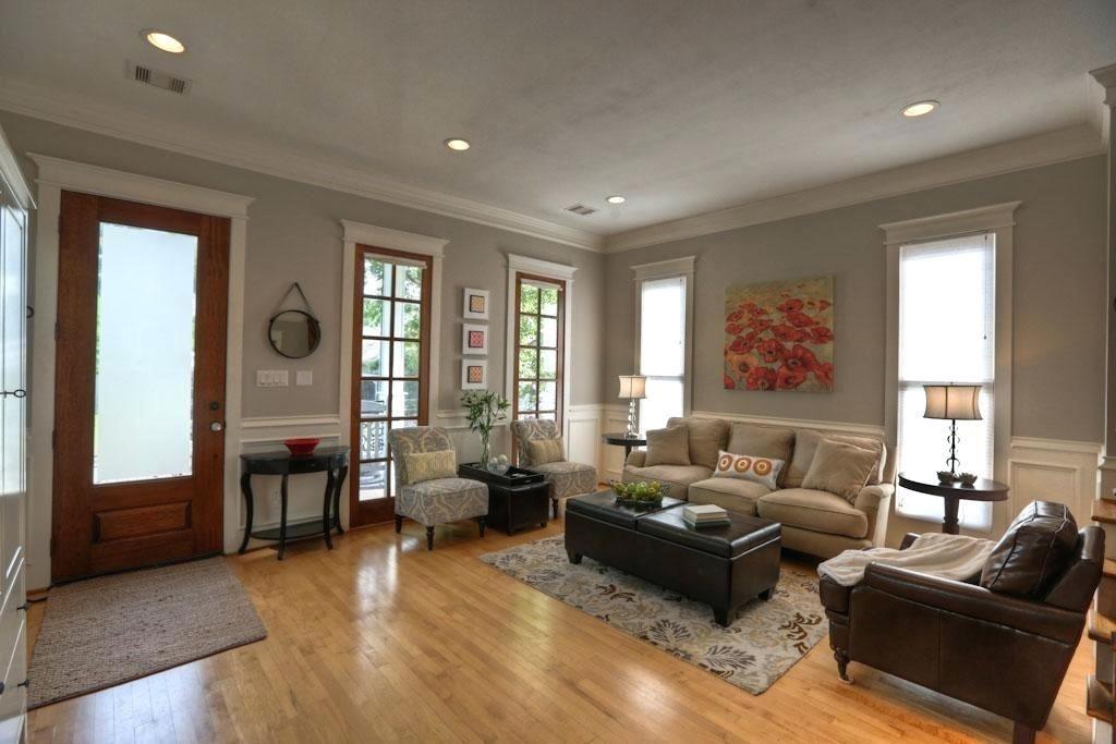 Dark Wood Floor Designs | Living room hardwood floors ...
