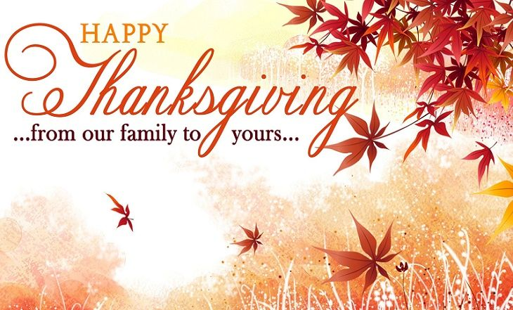 top 100 happy thanksgiving quotes for family and friends