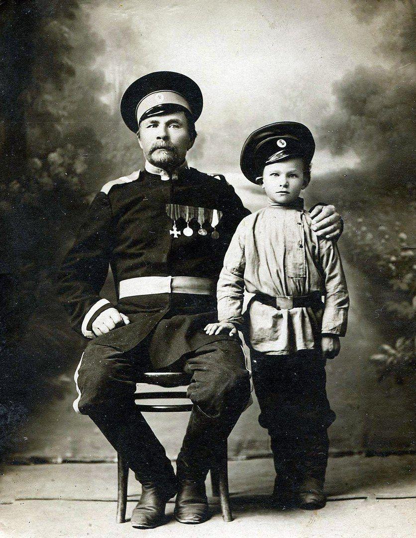 видите, старинные казачьи фотографии отметить