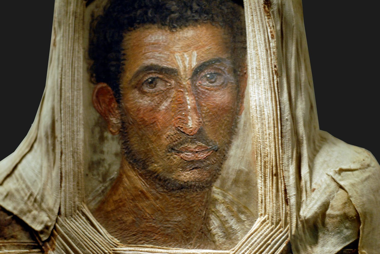 Pittura Romana Fayum Fayum Mummy Portrait Death Masks Pinterest Portrait