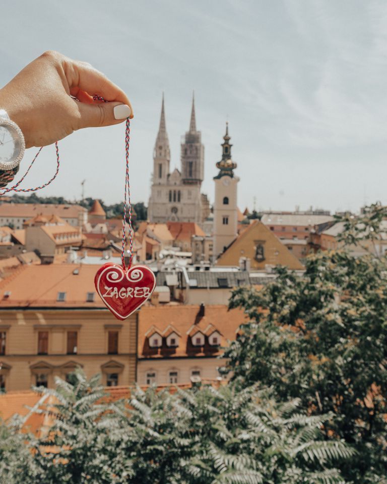 Zagreb The Gingerbread Heart Zagreb Croatia Croatia Travel Guide