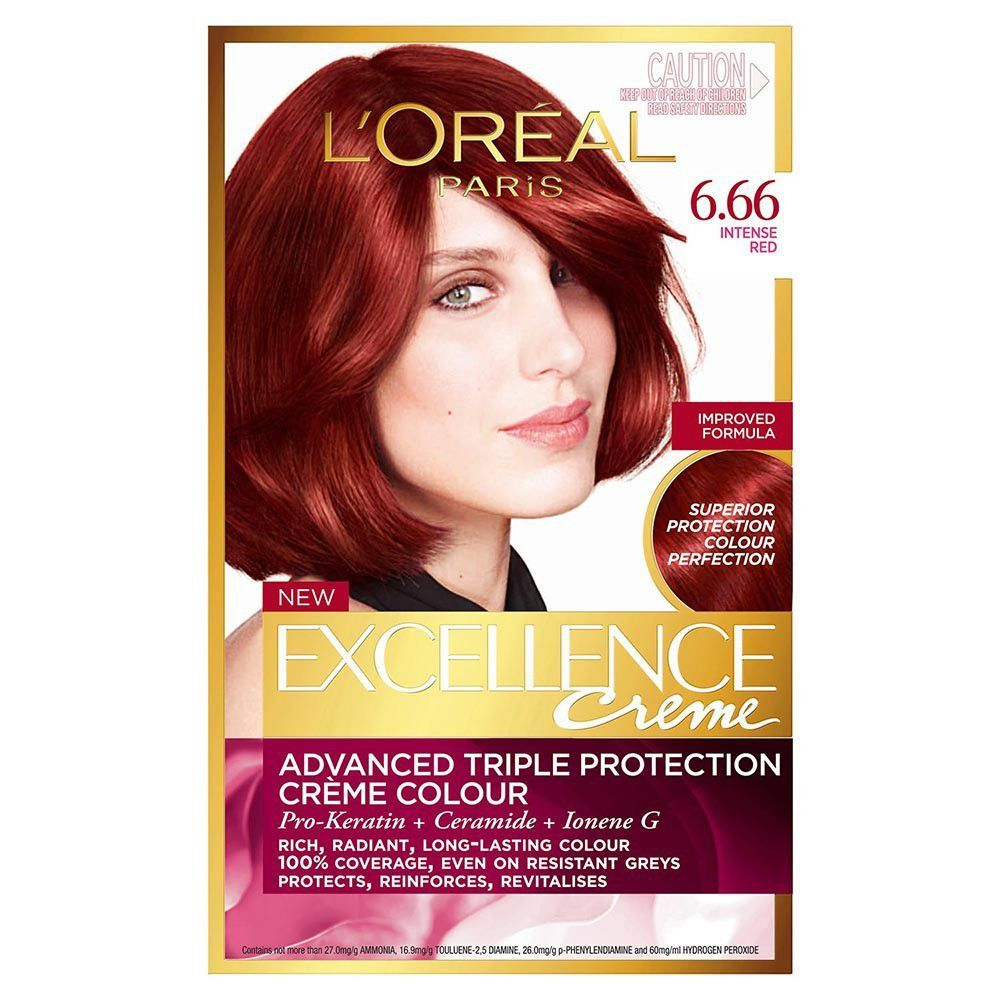 Loreal paris excellence creme intense red 666 buy online in loreal paris excellence creme intense red 666 buy online in south africa takealot geenschuldenfo Images